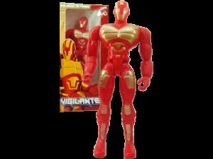 Boneco Vigilante Soldado de Ferro