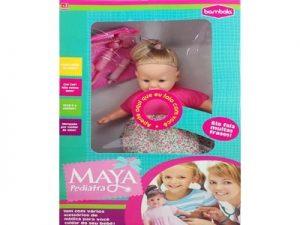 Boneca Maya Pediatra