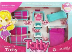 Tatty Fashion Quarto