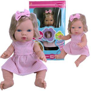 Boneca Baby Girl Cantigas