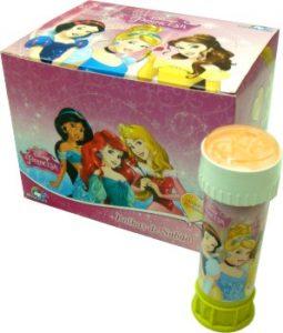 Bolha de sabão Princesas