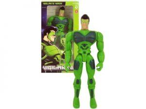 Boneco Vigilante Verde