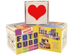 Cubo Porta Foto